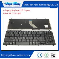 laptop keyboard layout us for hp dv6 1000 matte buy for hp