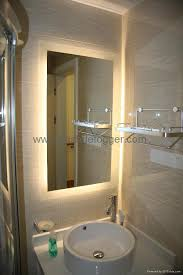 Hotel Bathroom Mirrors by Hotel Illuminated Mirror Bgl 009 Bagen China Manufacturer
