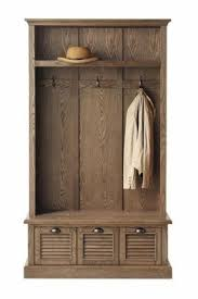 Solid Wood Entryway Storage Bench Oak Storage Benches Foter