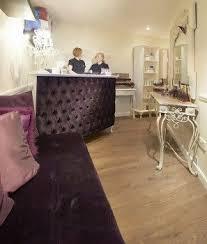 Tufted Salon Reception Desk Salon Reception Desk Retail Cash Desk French Style Shabby Chic