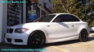 bmw custom bmw 1 series custom wheels premium audio upgrade boomer nashua