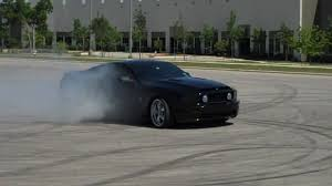 2008 Mustang Gt Black Black 06 Mustang Gt Burnouts Youtube