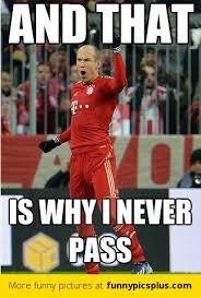 Robben Meme - 10 barcelona vs bayern munich memes funny pictures