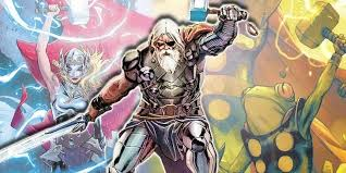the top fifteen strongest thors marvel amino