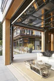 garage glass doors glass garage doors for businesses