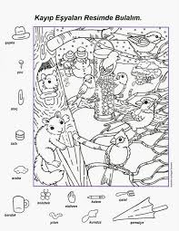 6 best images of winter hidden picture printables free printable