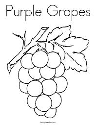 purple coloring pages twisty noodle