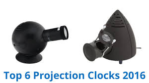 6 best projection clocks 2016 youtube