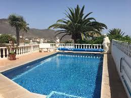 tenerife villa own pool villa rental own pool sea view close
