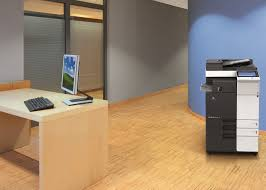 konica minolta bizhub c224e colour copier printer scanner