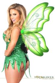 top drawer plus size green sequin fairy corset dress costume