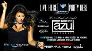 blue martini bottle blue martini latin nights youtube