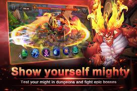 legion of heroes apk magic legion legend 2 0 0 9 apk android 4 0 x