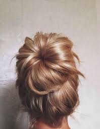 hair buns for hair if i can figure this out i think it would be for the sleep