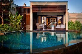 Pool Pavilion Plans Bali Beachfront Villas The Ritz Carlton Bali