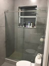 Shower Door Miami Frameless Sliding Shower Glass Doors Miami Miami Slinding Shower