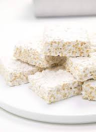 marshmallow rice krispie treats so simple and gf