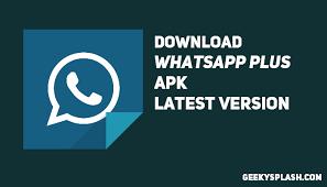 whatsapp apk last version whatsapp plus apk version for android geekysplash