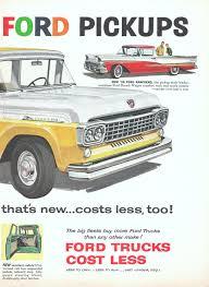 Vintage Ford Truck Steering Wheel - ford pickup trucks advertisement gallery