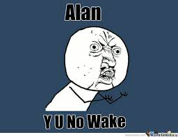 Alan Meme - alan wake by mastermemer meme center