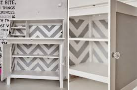 amenagement bureau ikea chevron and chalkboard on hemnes bureau ikea hackers