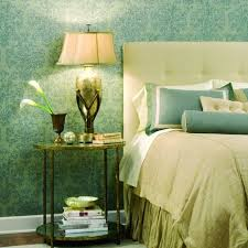 Bedroom  Terrific Contemporary Master Bedroom Decor With Green - Green bedroom color