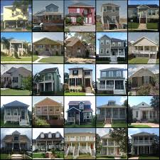 Architectural Styles Of Homes by What Kinds Of Houses Do Modern New Orleanians Prefer Ones That