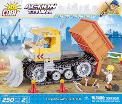 caterpillar bulldozer cobi blocks from eu