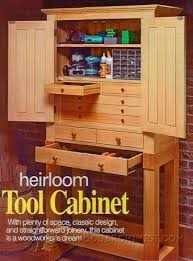 Drafting Table Woodworking Plans Small Tools Cabinet Plans Workshop Solutions Plans Tips And
