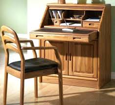 bureau de secr aire bureau secretaire bois womel co