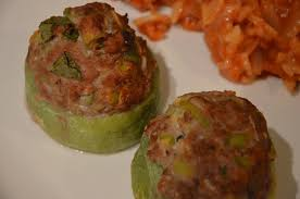 cuisine sans mati e grasse courgettes farcies sans matière grasse la cuisine sans lactose