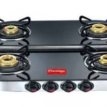 Prestige Cooktop 4 Burner Crockery Product Categories Gas Stove