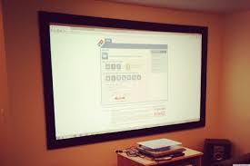 retractable home theater screen how to build a home theater screen by a handy reddit user photos