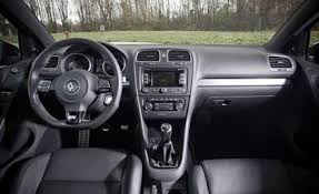 Vw Golf Mk5 Interior Styling 2012 Volkswagen Golf R Test Review Car And Driver