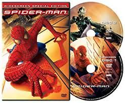 amazon spider man widescreen special edition tobey maguire