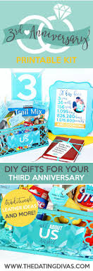 3rd anniversary gifts for him third wedding anniversary gift ideas wedding anniversary