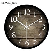 awesome clocks innovative large wooden wall clock 140 square wood wall clocks