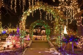 Idaho Botanical Garden Boise Id Winter Garden Aglow Idaho Botanical Gardens Http Www