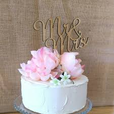 rustic cake topper mr u0026 mrs wedding cake topper raw wood