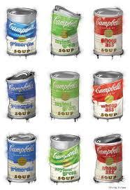 Urban Dictionary Soup Kitchen - campbell u0027s mock soup can prints by strange case company