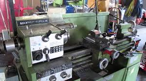 Metal Bench Lathes For Sale Nice Emco Maximat Super 11 Precision Bench Lathe Youtube