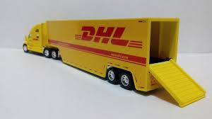 kenworth t700 trailer kenworth t700 dhl esc 1 68 300 00 en mercado libre