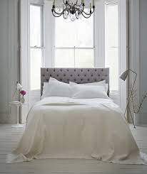 premium irish linen flat sheet the linen works london