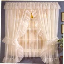 Criss Cross Curtains Blend Your House Modern Look With Traditional Priscilla Curtains