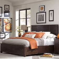 King Platform Bed With Storage King Storage Beds With Drawers Humble Abode
