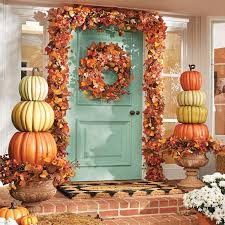 Pictures Of Front Porches Decorated For Fall - 10 fall porch decorating ideas pretty my party