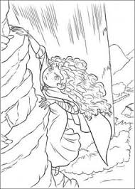 brave merida coloring pages disney coloring pages