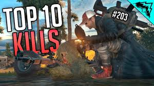 pubg 1 0 release rush vs stealth playerunknown s battlegrounds top 10 plays