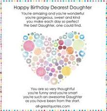happy birthday words for daughter birthday our daughter is