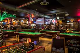 break bar and billiards